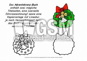 Adventskranz Englisch : mini buch adventskranz 4 mini b cher blanko advents ~ Haus.voiturepedia.club Haus und Dekorationen