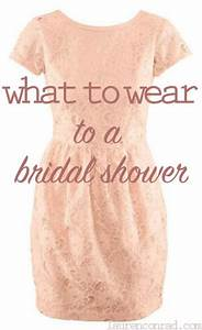 dress coding bridal shower attire With what to wear to a wedding shower