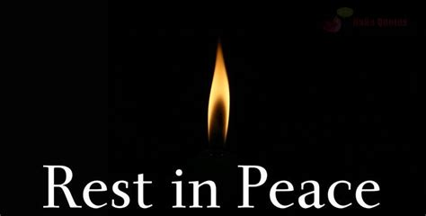 May You Rest In Peace Quotes Images Pictures Download