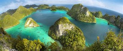 Indonesia Cruise Cruises Ampat Raja Ship Destinations