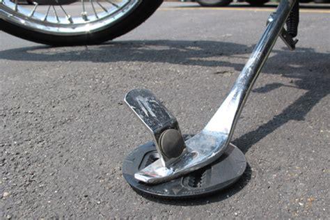 Motorcycle Kickstand Pad Thehouse