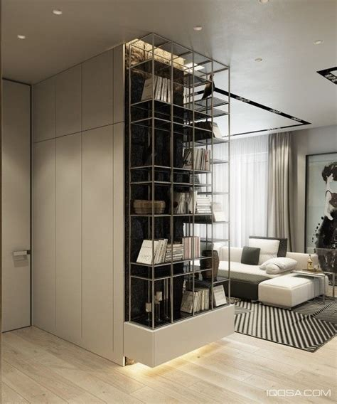 A Moscow House Uses Texture To Create Interest by 467 Best Unique Bookshelf Designs Images On