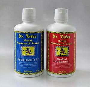 11 Best Dr  Tates Herbal Tonics Images On Pinterest