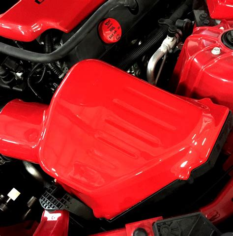 generation camaro custom painted air box cover