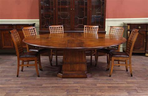Tropical Birch Dining Room Chairs With Faux Leather