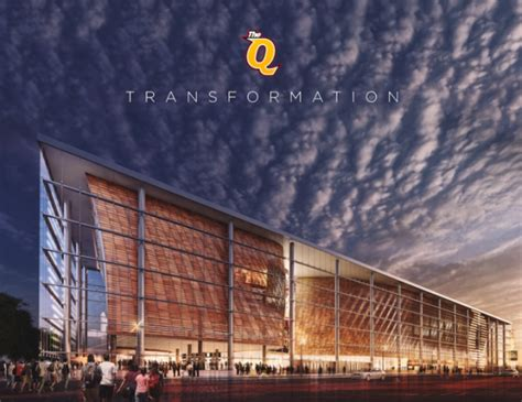 cleveland cavaliers plan usm renovation  quicken