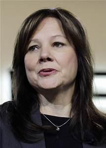 GM Names Mary Barra CEO 1st Woman To Head Car Company