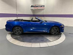 2018 Ford Mustang Convertible EcoBoost Premium RWD Stock # MCE573 for sale near Alsip, IL | IL ...