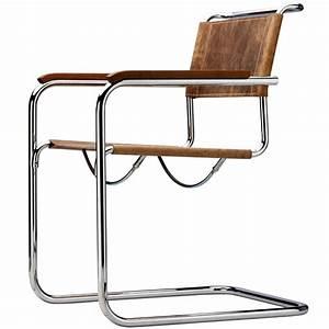 Freischwinger Stühle Klassiker : freischwinger stuhl st hle thonet stahlrohr bauhaus sessel breuer leder ~ Indierocktalk.com Haus und Dekorationen