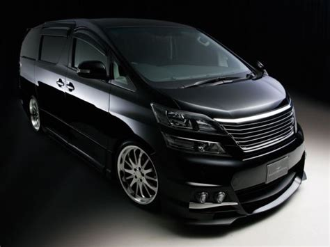 Toyota Vellfire Picture by Toyota Vellfire Hybrid 20 Series Import And Model