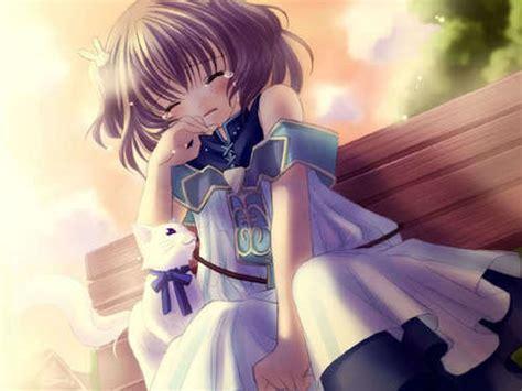 anime girls images crying anime girl wallpaper