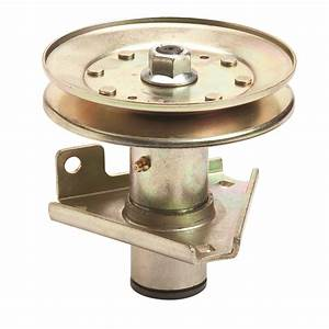 Replacement Spindle For John Deere 38 U0026quot  Deck Spindle
