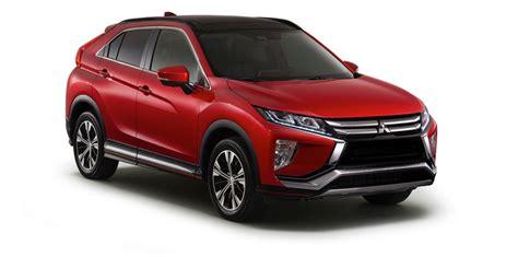Mitsubishi Xpander Backgrounds by 2018 Mitsubishi Eclipse Cross Revealed For Geneva Show
