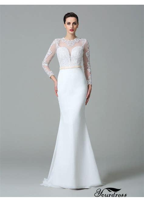 Long sleeve wedding dresses under 500   Wedding dress ...