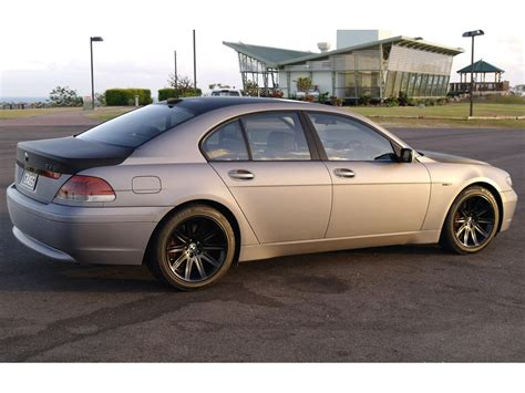 745i Bmw For Sale by 2001 Bmw 745i E65 Related Infomation Specifications