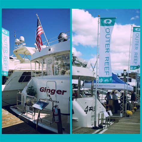 Seattle Boat Show Attendance by Outer Reef Yachts