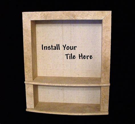 shower niche insert recessed shower niche insert new bathroom pinterest