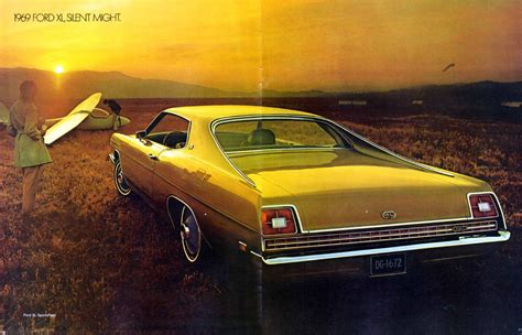 1969 Ford Xl Sportsroof