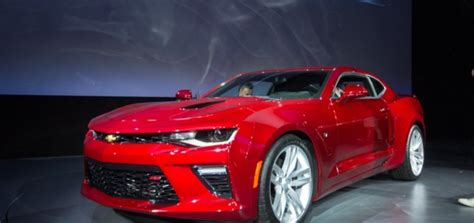 chevy  offer  camaro  ls trim level gm authority