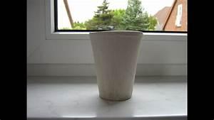 Gefäße Aus Beton Selber Machen : diy blumen bert pfe aus beton gips selber machen deko vase gie en tutorial youtube ~ A.2002-acura-tl-radio.info Haus und Dekorationen
