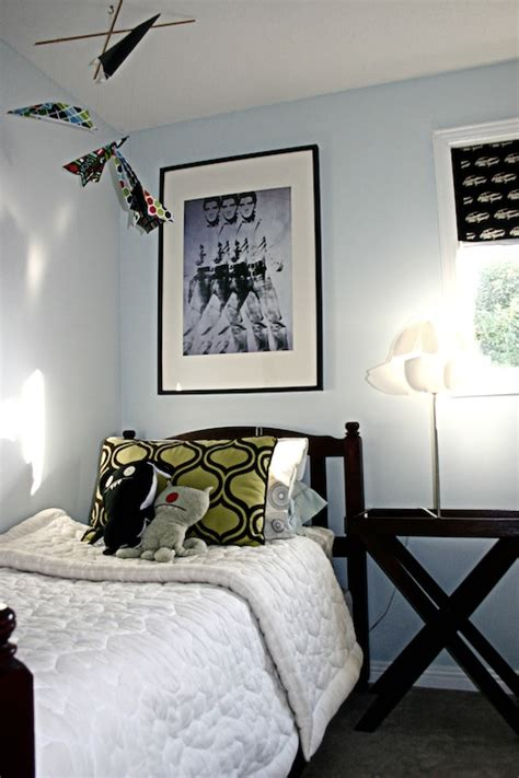 Boys Room Paint Colors  Traditional  Boy's Room Behr