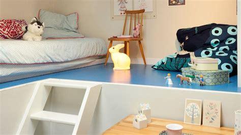 amenagement chambre 2 enfants déco chambre 6m2