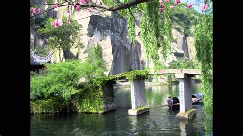 foto de Shaoxing 紹興 East Lake 东湖 and the Tomb of Yu the Great 大禹陵