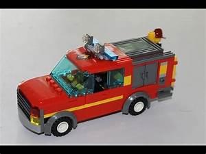 Vidéos De Lego : lego carro de bomberos youtube ~ Medecine-chirurgie-esthetiques.com Avis de Voitures