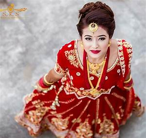 nepali wedding tradition nepal marriage bride With nepali wedding dress