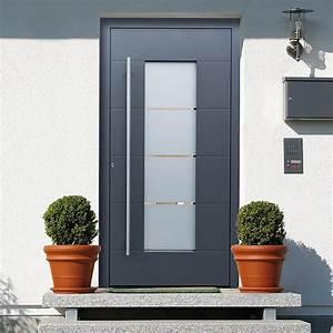 Porte Entree Maison : entree exterieur maison moderne ~ Premium-room.com Idées de Décoration