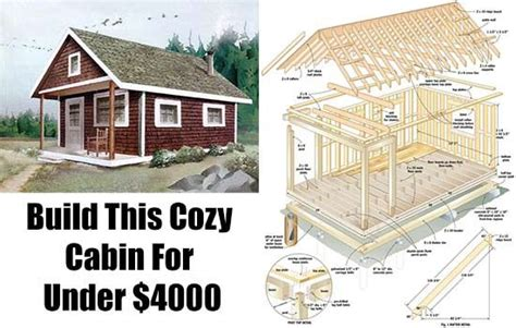 build your own cabin cheap how to build a cheap cabin studio design