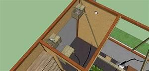 Fabrication D Une Voliere Exterieur : afficher le sujet construction de ma voli re pour ~ Premium-room.com Idées de Décoration