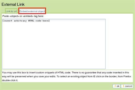 Kupu External Link Insertion, Kupu Wysiwyg Editor In Plone