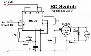 electrosolution rc switch schematic With 230v simple inverter circuit using 555 timer my circuits 9 share the