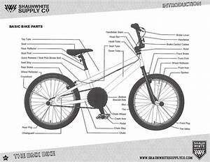 Diamondback Bike Parts Diagram