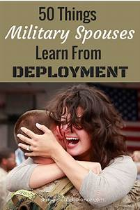 Good Deployment... First Deployment Quotes