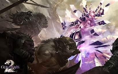 Mesmer Guildwars2 Wallpapers Guild Wars Broken Mirror