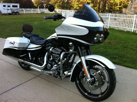2012 Harley Davidson Glide Cvo For Sale by 2012 Harley Davidson Cvo Road Glide For Sale On 2040 Motos