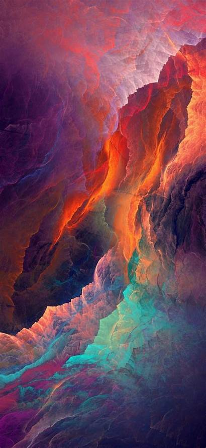 Cloud Paint Colorful Wallpapers Iphone Abstract Desktop