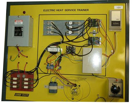 hvac training equipment heating air conditioning and refrigeration technology