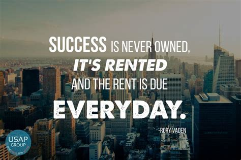 success   owned  rented motivational