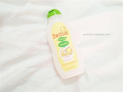 south skin zwitsal milk honey baby bath review
