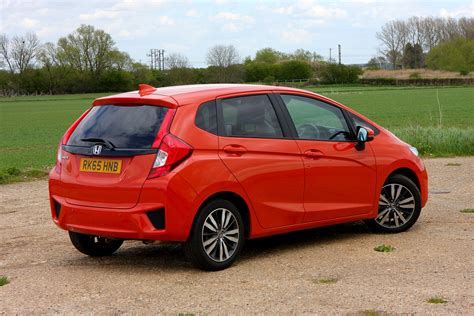 Review Honda Jazz by Honda Jazz Review Parkers