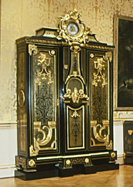 Cabinet Jore by Marqueterie Boulle