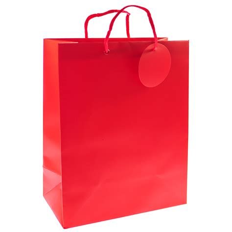 large red gift bag 163 1 29 50 in stock last night of