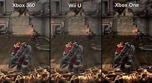 Darksiders Warmasted Edition Wii U Vs Xbox 360 And Xbox