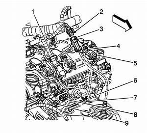 2012 Chevy Traverse Engine Diagram Camshaft Sensor