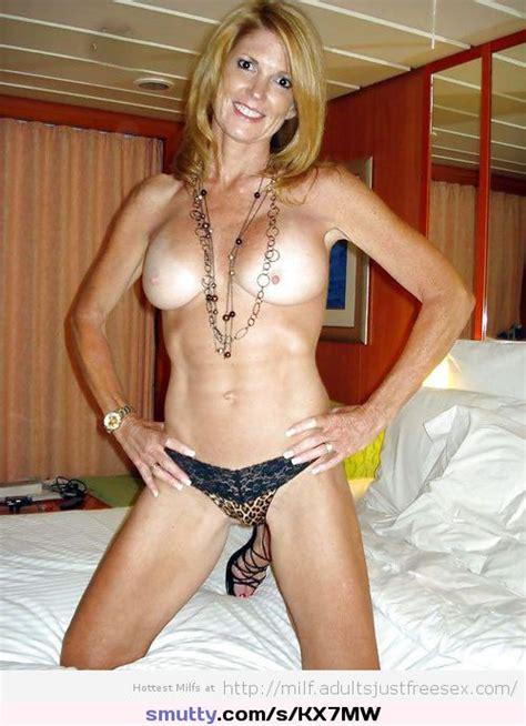 Mature Sex Topless Fitness Milf