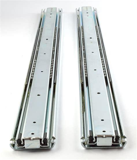 teleskopschienen bodenmontage vollauszug grundpreis 28 95 stk 1 paar schwerlastauszug vollauszug 727mm 130kg schubladenschienen