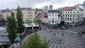 Prešeren Square - Ljubljana